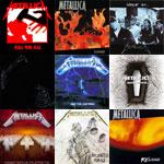 les albums de Metallica