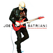 Joe Satriani : black swans and wormhole wizards