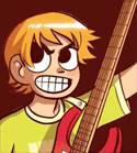 Tablature &#8211; Twin Dragons <small>extrait de Scott Pilgrim vs. The World (videogame soundtrack)</small>