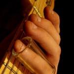 Le bottleneck et la guitare électrique