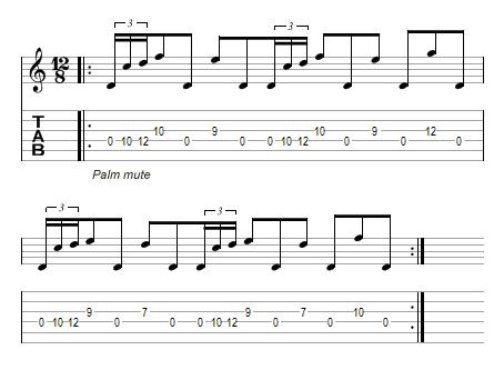 tablature Schism
