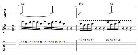Transcription - étape 4b