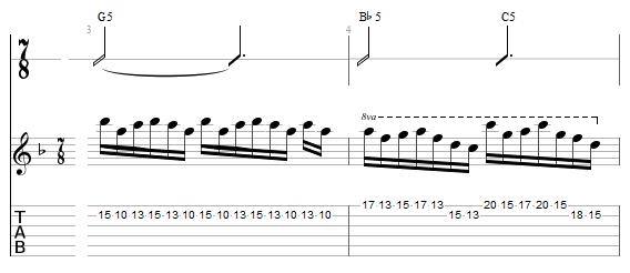 Transcription - étape 4c