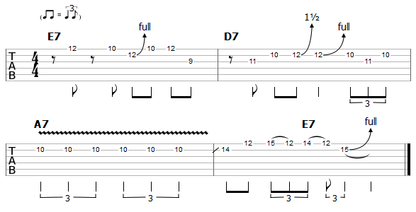 british blues - lead