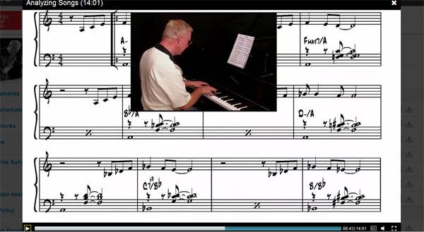 Gary Burton : introduction to improvisation