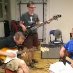 Compte rendu du stage de guitare 2015